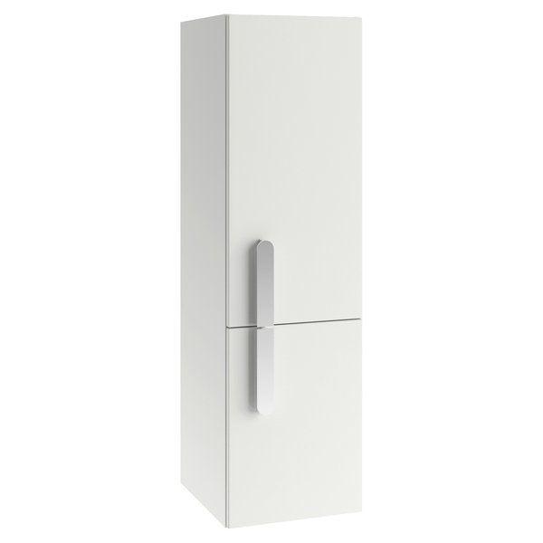 RAVAK SB Chrome 350 szekrény, fürdőszobabútor 35 x 37 x 120 cm-es Balos (fehér/fehér) / Cikkszám: X000000542