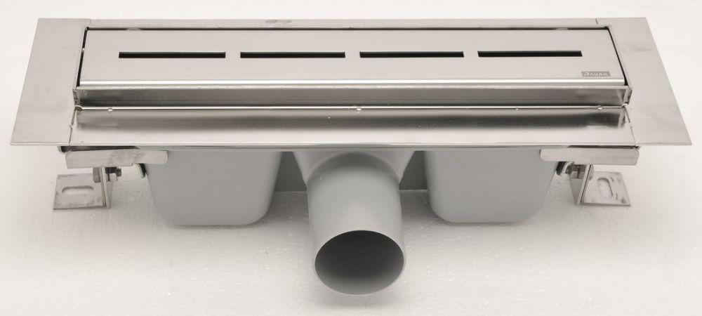 RAVAK Runway 1050 zuhanyfolyóka / rozsdamentes acél / X01392