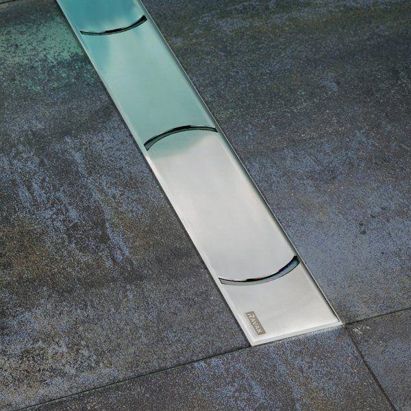 RAVAK Chrome 1050 zuhanyfolyóka / rozsdamentes acél / X01429
