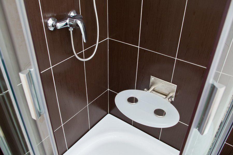 RAVAK Rosa fali zuhanycsaptelep szett néllkül 150 mm RS 032.00/150, cikkszám: X070012