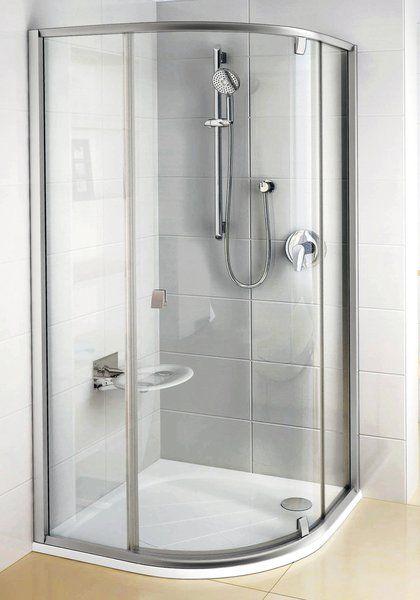 RAVAK ROSA Falba süllyesztett / beépíthető zuhany csaptelep zuhanyváltó nélkül R-Boxhoz RS 066.00, cikkszám: X070049, falsík alatti csaptelep látható rész