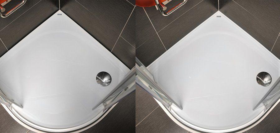 RAVAK Vízvető léc 6 / 2000 (fehér) zuhanytálcához / Szegőléc / XB442000001