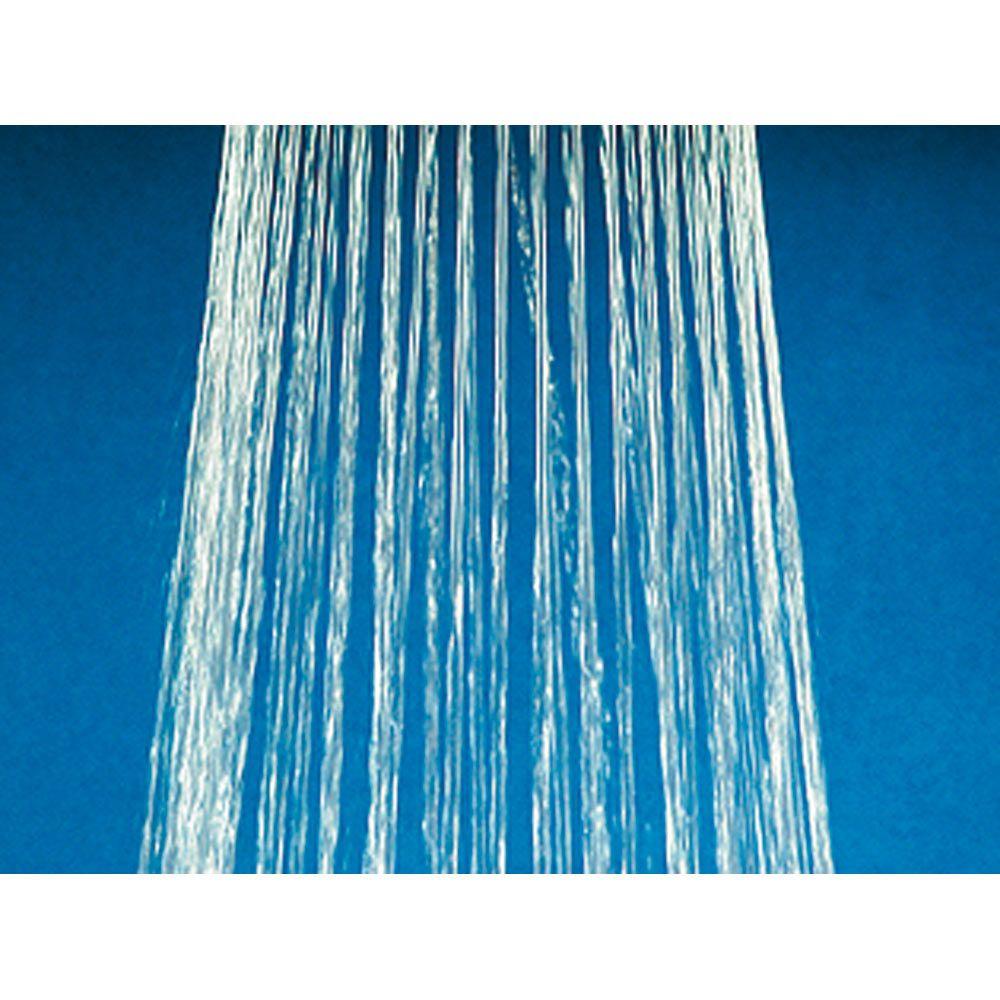 TEKA Formentera zuhanyfej / FEJ, szögletes design, vízkőmentes 279 x 279 mm 79.006.65.00 / 790066500