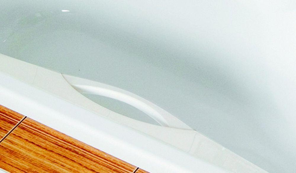 RAVAK Sonata 180x80 Szögletes akrilkád / hófehér / CW01000000
