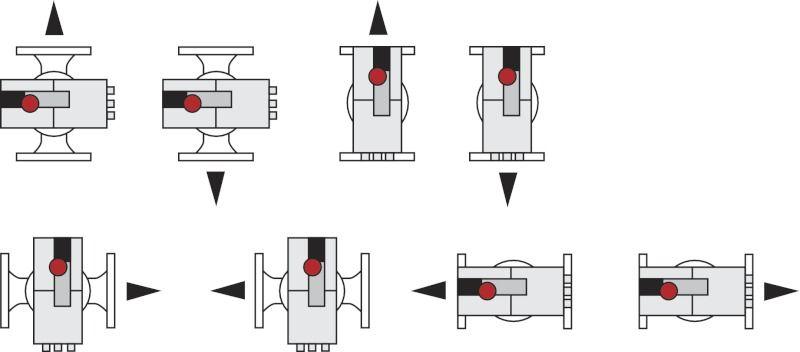 WILO Stratos 30/1-6 Nedvestengelyű fűtési keringető szivattyú / 2090449