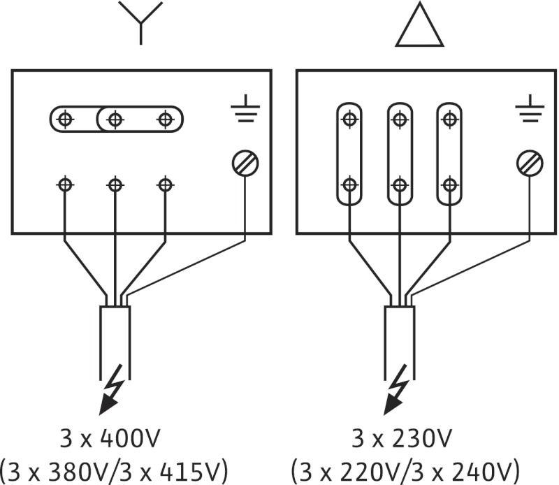 WILO BAC 40/125-0,75/2-DM/R-2 Menetes vagy Victualic csatlakozású, blokk kivitelű száraztengelyű szivattyú / 4158648