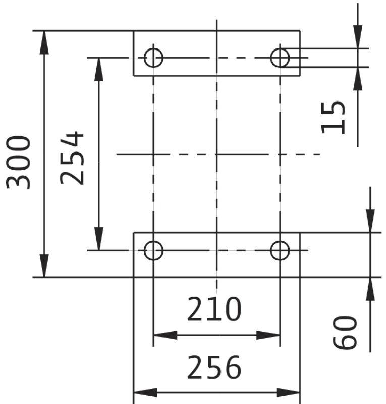 WILO CronoBloc BL 65/170-11/2 Karimás csatlakozású, blokk kivitelű száraztengelyű szivattyú / 2089429