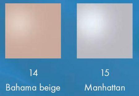ALFÖLDI BÁZIS / 4032 00 15 / alsó kifolyású, laposöblítésű wc csésze, Manhattan színben