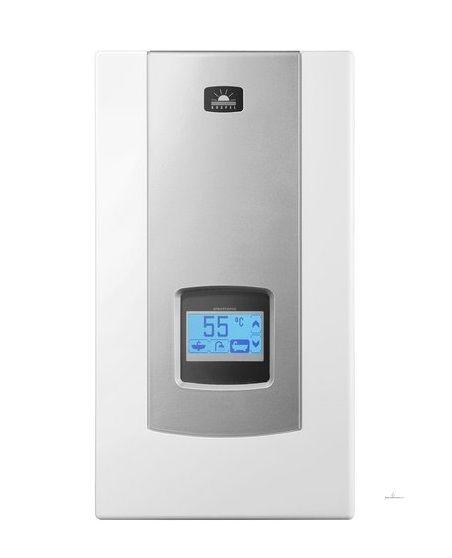 RADECO / KOSPEL PPVE FOCUS 9/12/15 kW-os 400V elektromos átfolyós vízmelegítő PPVE 9-15 kW-os