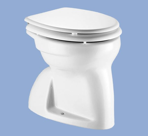 ALFÖLDI BÁZIS / 4004 00 R1 / laposöblítésű alsó kifolyású gyerek WC , Easyplus bevonattal / 400400R1