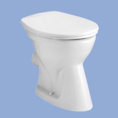ALFÖLDI BÁZIS / 4031 00 01 / hátsó kifolyású, mélyöblítésű WC csésze / 40310001