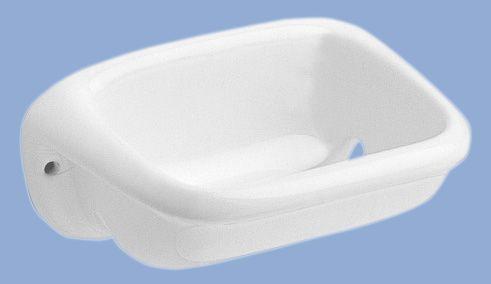 ALFÖLDI BÁZIS / 4627 00 01 / WC papírtartó, fehér / 46270001