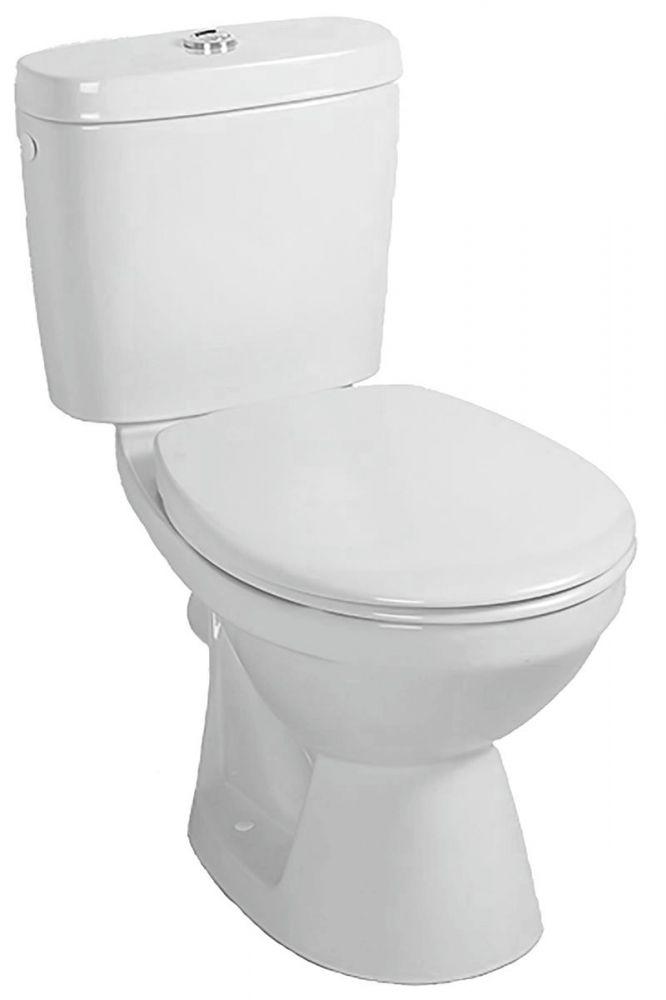 ALFÖLDI SAVAL 2.0 Mélyöblítésű monoblokk WC, Hátsó kifolyású 7090 19 R1 / 7090 19R1 / 709019R1, Easyplus bevonattal