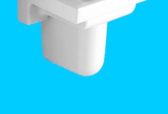 ALFÖLDI LINER / 7229 L1 01 / szifontakaró Liner kézmosóhoz