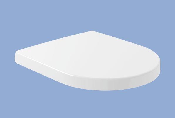 Alföldi Formo WC-ülőke, cikkszám: 98M9 C5 01, fehér, lecsapódásgátlós, fékes