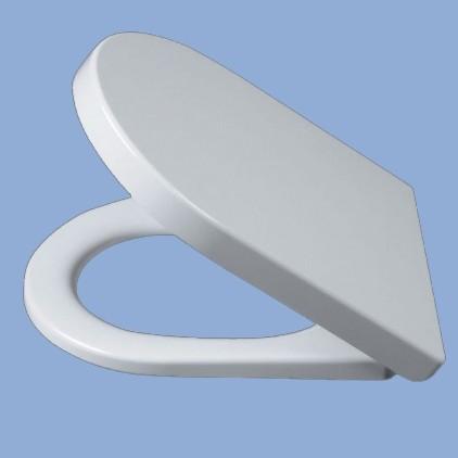 ALFÖLDI LINER / 9M23 S1 01 / Duroplast wc-ülőke , fém zsanérral, Soft Closing / lecsapódásgátlós /és Quick Release rendszerrel