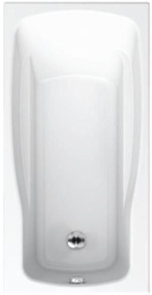 Cersanit Lana 160x70 cm egyenes akrilkád / akril kád lábbal