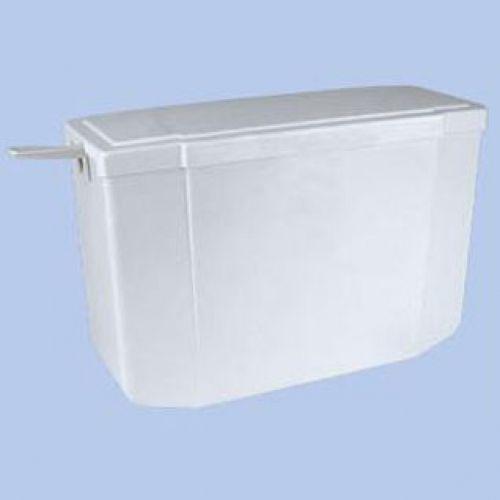 Dömötör víztakarékos wc tartály / wc öblítő tartály, falon kívüli, alulra és felülre is szerelhető