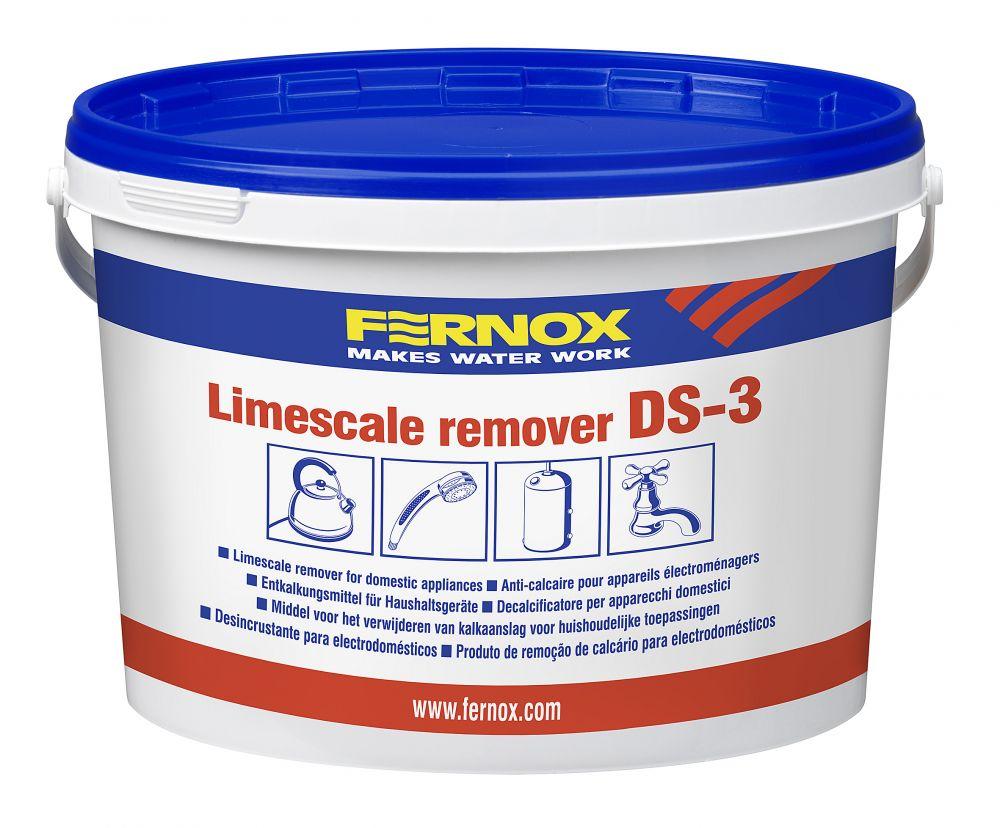 FERNOX DS-3 Limescale Remover vízkő eltávolító sav ivóvíz rendszerekhez, 2 kg / 58223