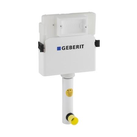 Geberit Basic falsík alatti Delta típusú wc öblítőtartály 109.100.00.1 / 109100001