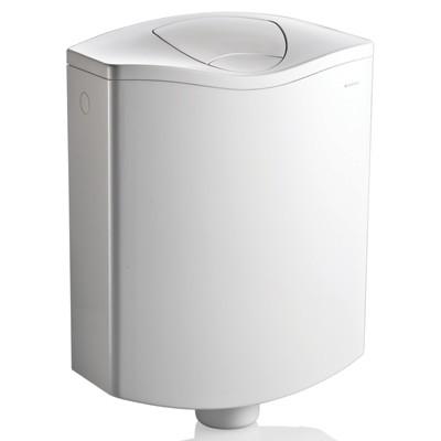 GEBERIT AP116 falon kívüli öblítőtartály / wc tartály alpin fehér 136.430.11.1 / 136430111