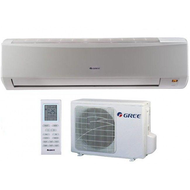 GREE COMFORT PLUS INVERTER GWH24KG - K3DNB1G 6,5 kW-os hűtő-fűtő oldalfali inverteres mono split klíma SZETT
