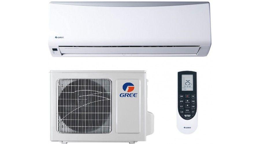 GREE SMART INVERTER 6,5 kW-os hűtő-fűtő oldalfali inverteres mono split klíma SZETT GWH24QE - K3DNB4G