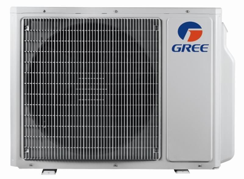 GREE MULTI INVERTER KÜLTÉRI EGYSÉG 5,3 KW, maximum 2 beltéri egységhez, FM4, GWHD(18)NK3KO