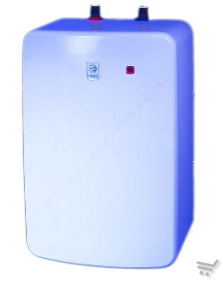 Hajdu ZA-10 alsó elhelyezésű / alsós elektromos melegvíztároló / villanybojler / bojler / vízmelegítő, 10 l-es, 2 kW