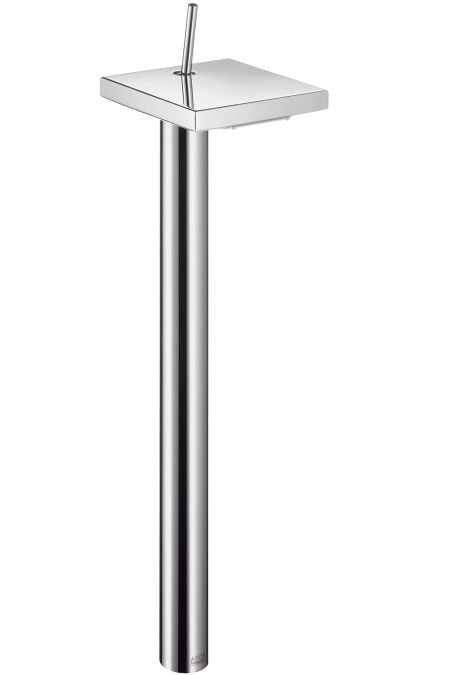 HansGrohe AXOR  Starck X Egykaros mosdócsaptelep mosdótálhoz 550 mm DN15 / króm / lefolyó-garnitúra nélkül / 10084000 / 10084 000