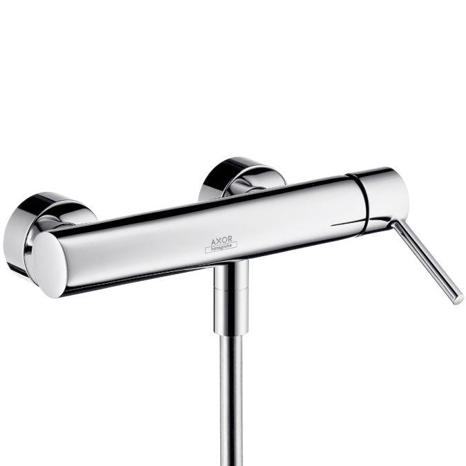 HansGrohe AXOR  Starck Egykaros zuhanycsaptelep falsíkon kívüli szereléshez DN15 / króm / 10611000 / 10611 000