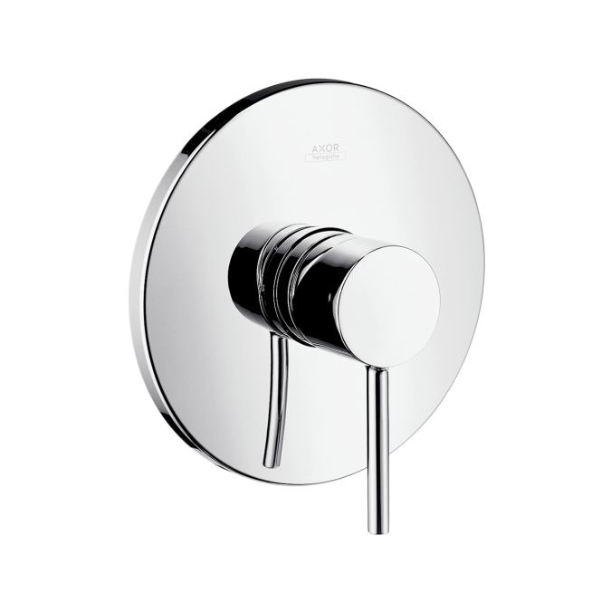 HansGrohe AXOR  Starck Egykaros, falsík alatti zuhanycsaptelep színkészlet / króm / 10616000 / 10616 000