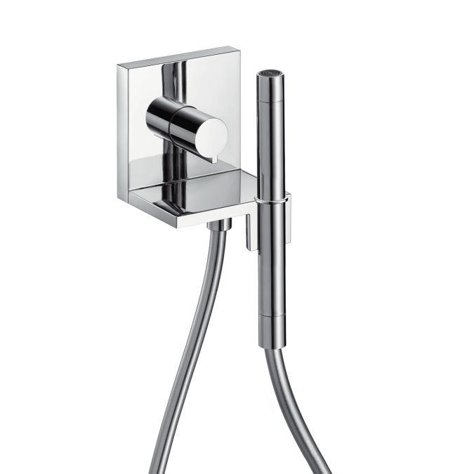 HansGrohe AXOR  Starck ShowerCollection Kézizuhany modul színkészlet DN15 / króm / 10651000 / 10651 000