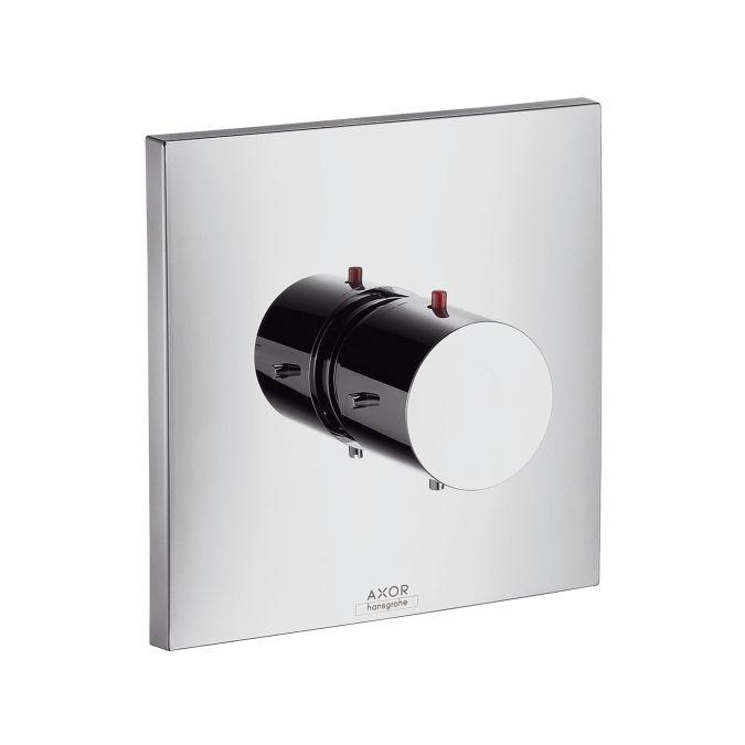 HansGrohe AXOR  Starck X Highlow falsík alatti termosztátos csaptelep / 59 l/perc / króm / 10717000 / 10717 000