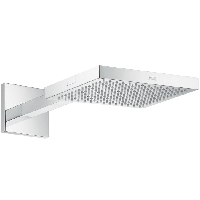 HansGrohe AXOR  Starck ShowerCollection Fejzuhany 24 x 24 cm DN15 / zuhanykarral / króm / 10925000 / 10925 000