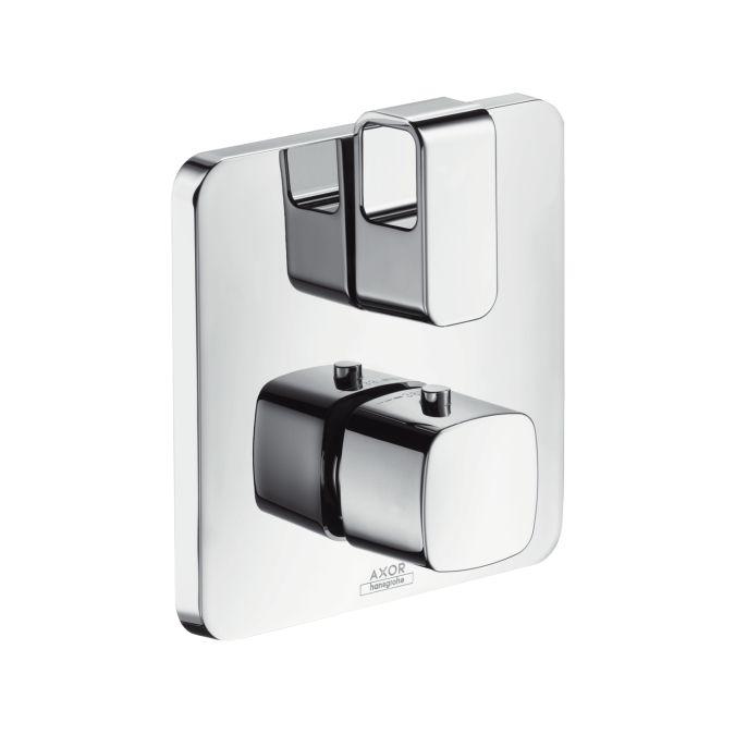 HansGrohe AXOR  Urquiola Falsík alatti termosztát színkészlet elzáró- és váltószeleppel / króm / 11733000 / 11733 000