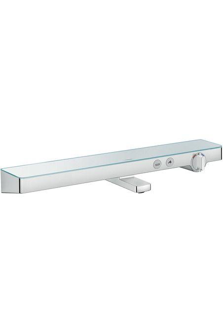 Hansgrohe ShowerTablet Select 700 / falsíkon kívüli termosztátos kádcsaptelep / 13183000 / 13183 000