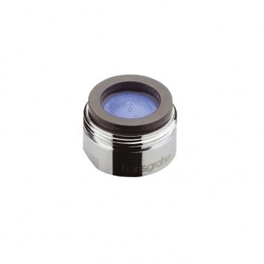 HansGrohe QuickClean perlátor 24x1 vízkorlátozó nélküli konyhai csaptelephez / króm / 13913000 / 13913 000