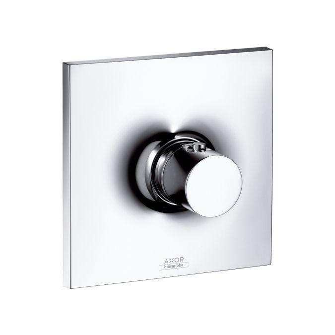 HansGrohe AXOR Massaud Highlow falsík alatti termosztátos csaptelep / króm / 18741000 / 18741 000