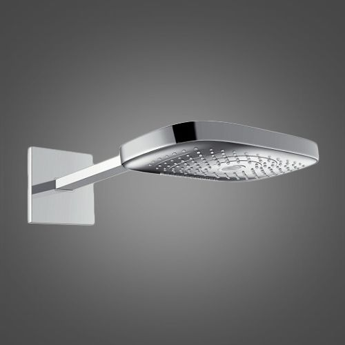 HansGrohe RD Select E 300 3jet fejzuhany / fali / fehér-króm / 26468400 / 26468 400