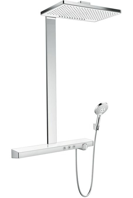 HansGrohe Rainmaker Select 460 2jet Showerpipe EcoSmart 9 liter/perc / 27028400 / 27028 400