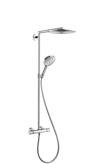 HansGrohe Raindance Select Showerpipe 300 / króm / 27114000 / 27114 000