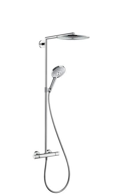 HansGrohe Raindance Select Showerpipe 300 / króm / 27114000 / 27114 000