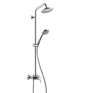 HansGrohe Croma 100 Showerpipe kádhoz / DN15 / króm / 27143000 / 27143 000
