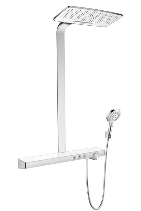HansGrohe Rainmaker Select 420 2jet Showerpipe / 27168400 / 27168 400