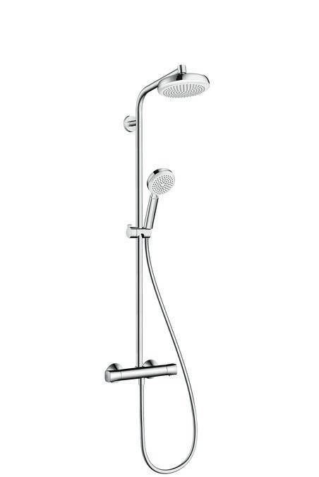 HansGrohe Crometta 160 1jet Showerpipe egykaros csapteleppel / 27266400 / 27266 400