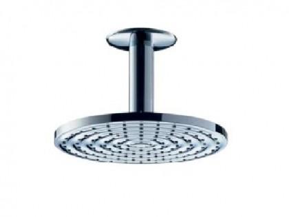 HansGrohe Raindance S 180 tányér fejzuhany DN15 / 100 mm-es mennyezeti csatlakozóval / króm / 27472000 / 27472 000