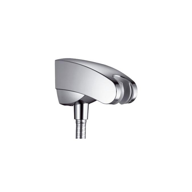 HansGrohe Porter'E zuhanytartó beépített csőcsatlakozó DN15 / króm / 27507000 / 27507 000
