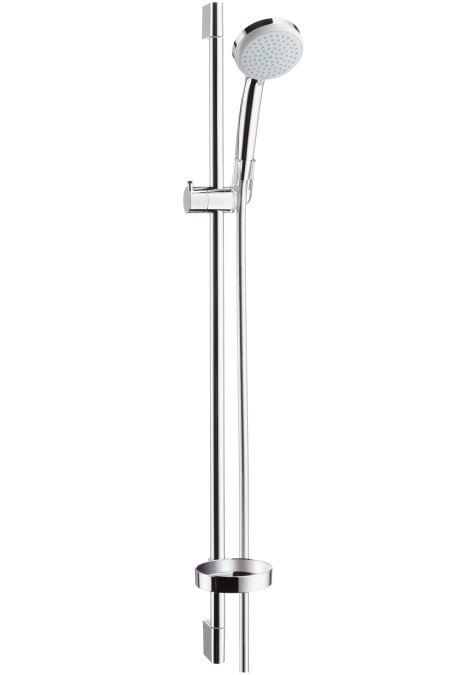 HansGrohe Croma 100 Vario EcoSmart/Unica'C zuhanyszett 0,90 m DN15 / króm / 27653000 / 27653 000