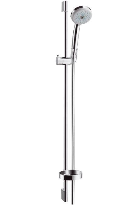 HansGrohe Croma 100 Multi EcoSmart/Unica'C zuhanyszett 0,90 m DN15 / króm / 27655000 / 27655 000